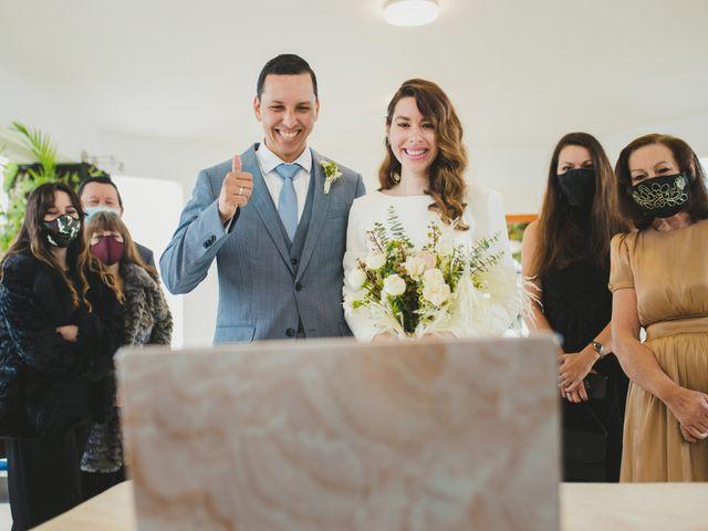El matrimonio de Diego y Susana en San Borja, Lima 24