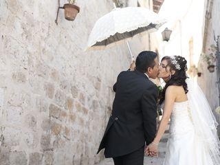 El matrimonio de Rocío y Erick 1