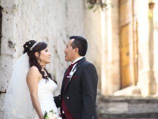 El matrimonio de Rocío y Erick