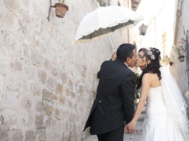 El matrimonio de Erick y Rocío en Arequipa, Arequipa 2