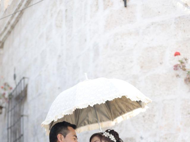 El matrimonio de Erick y Rocío en Arequipa, Arequipa 1