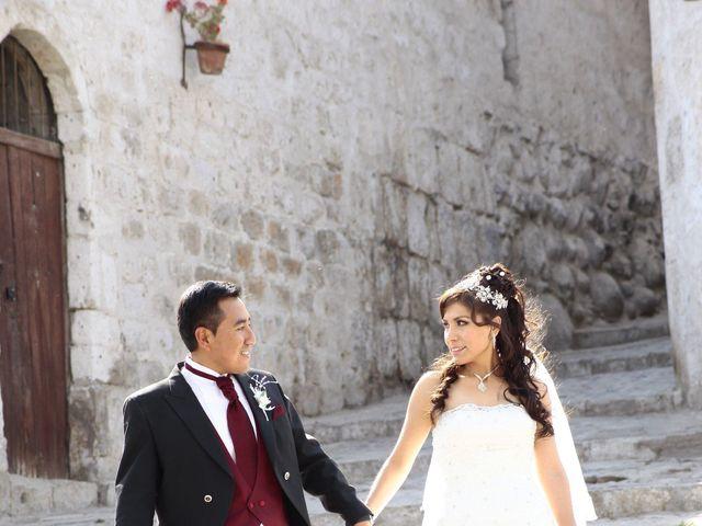 El matrimonio de Erick y Rocío en Arequipa, Arequipa 11