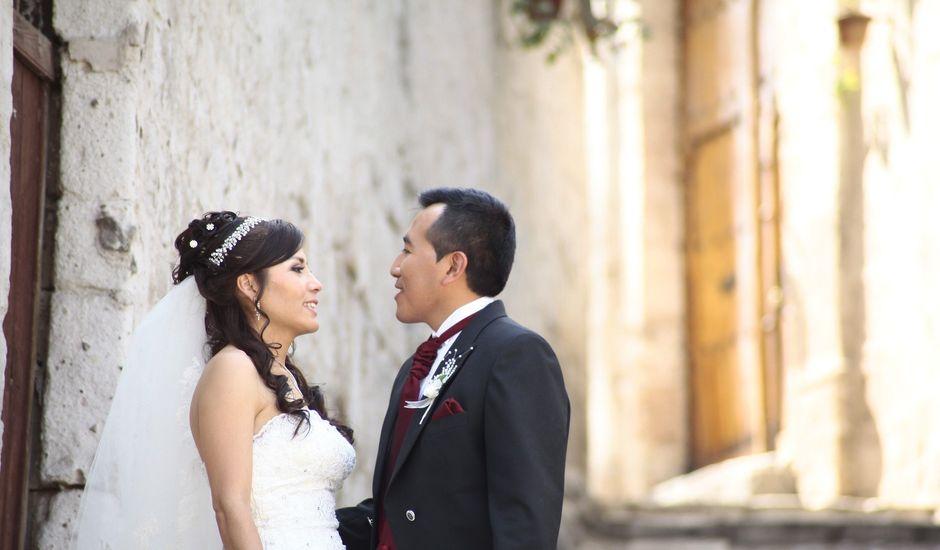 El matrimonio de Erick y Rocío en Arequipa, Arequipa