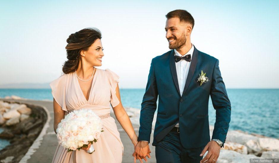 El matrimonio de Martí y Daniela en Gorgor, Lima