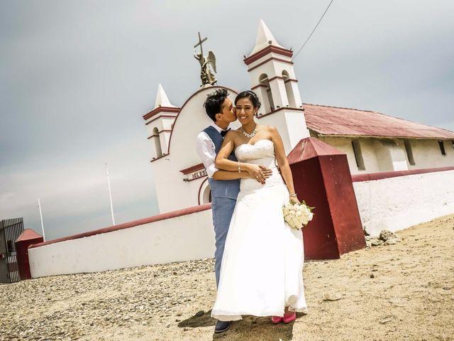 El matrimonio de Sandra y Carlos