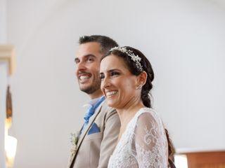 El matrimonio de Roxana y Luis Miguel
