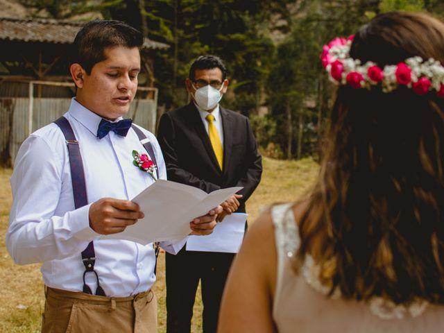 El matrimonio de Eliana y Erick en Agallpampa, La Libertad 48