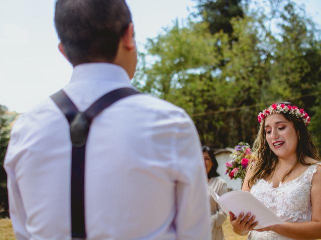 El matrimonio de Eliana y Erick en Agallpampa, La Libertad 51