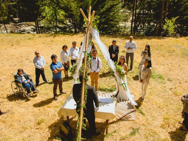 El matrimonio de Eliana y Erick en Agallpampa, La Libertad 54
