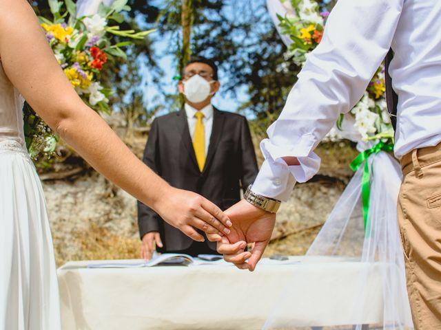 El matrimonio de Eliana y Erick en Agallpampa, La Libertad 55