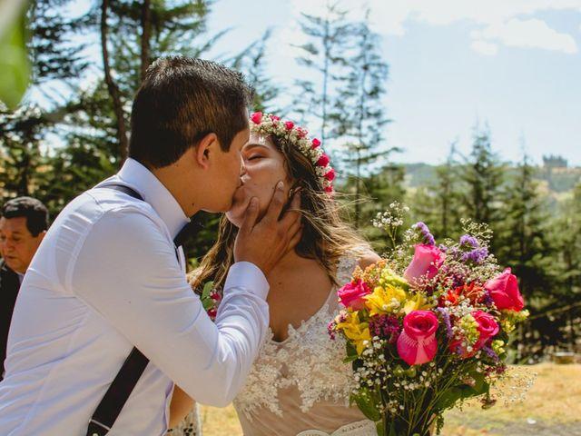 El matrimonio de Eliana y Erick en Agallpampa, La Libertad 56