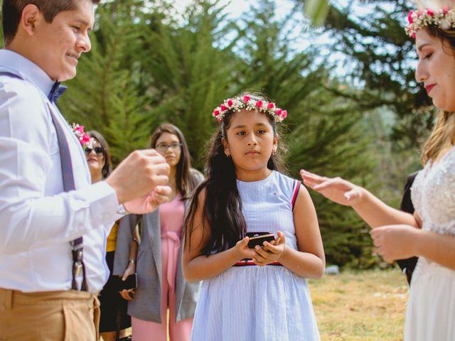 El matrimonio de Eliana y Erick en Agallpampa, La Libertad 57