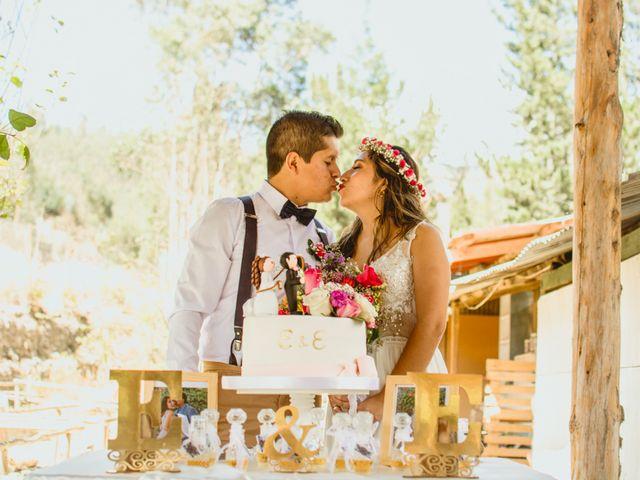 El matrimonio de Eliana y Erick en Agallpampa, La Libertad 61