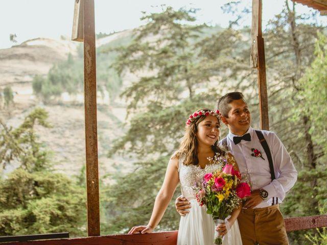 El matrimonio de Eliana y Erick en Agallpampa, La Libertad 1