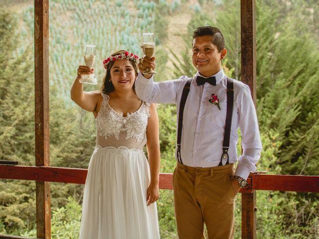 El matrimonio de Eliana y Erick en Agallpampa, La Libertad 63