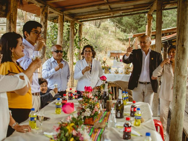 El matrimonio de Eliana y Erick en Agallpampa, La Libertad 64