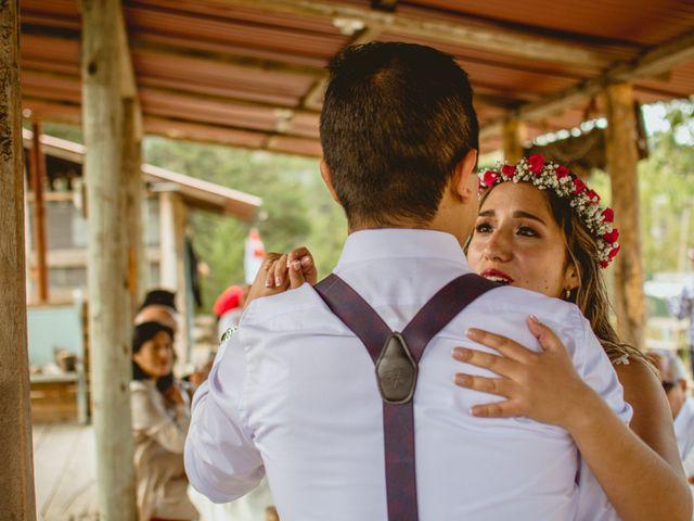 El matrimonio de Eliana y Erick en Agallpampa, La Libertad 65
