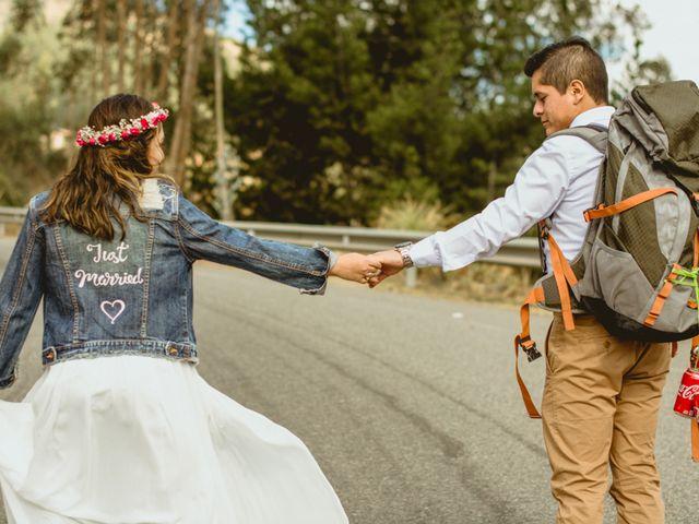 El matrimonio de Eliana y Erick en Agallpampa, La Libertad 70