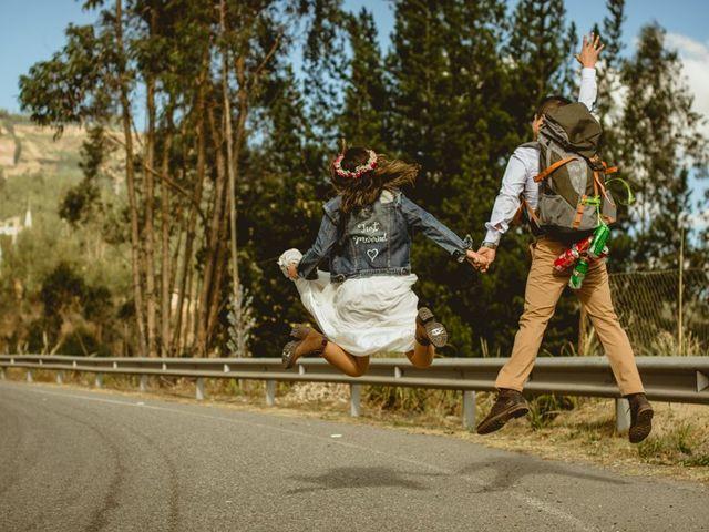 El matrimonio de Eliana y Erick en Agallpampa, La Libertad 72