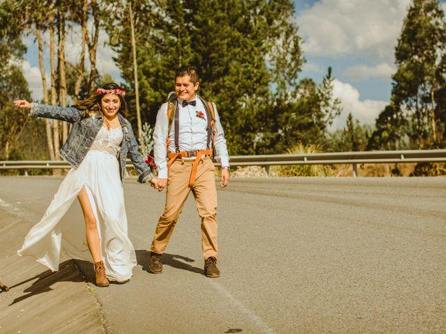 El matrimonio de Eliana y Erick en Agallpampa, La Libertad 73