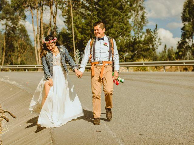El matrimonio de Eliana y Erick en Agallpampa, La Libertad 74