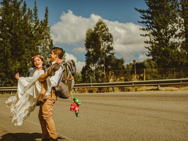 El matrimonio de Eliana y Erick en Agallpampa, La Libertad 75