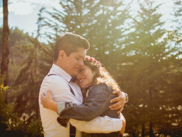 El matrimonio de Eliana y Erick en Agallpampa, La Libertad 100