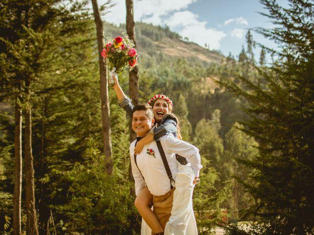 El matrimonio de Eliana y Erick en Agallpampa, La Libertad 104