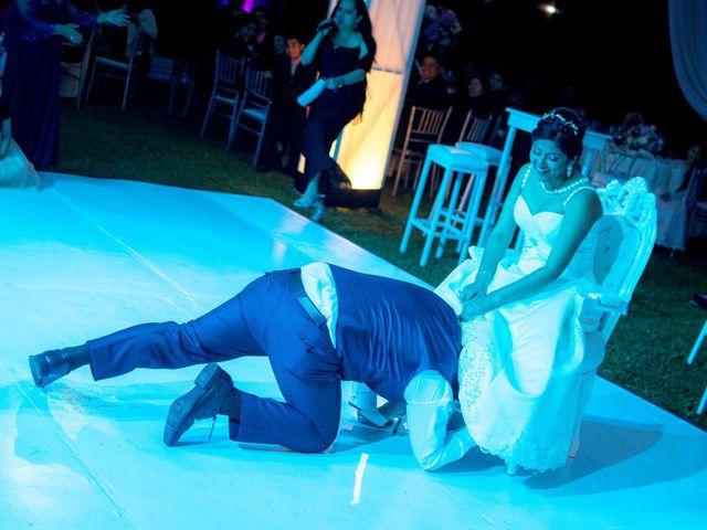 El matrimonio de Sarita y José Luis