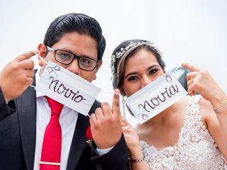 El matrimonio de Patricia y Daniel 3