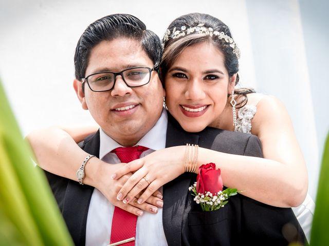 El matrimonio de Patricia y Daniel