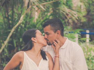 El matrimonio de Carla y Jakson 2