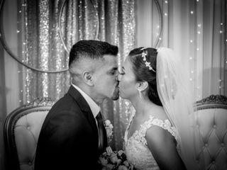 El matrimonio de Carla y Jakson