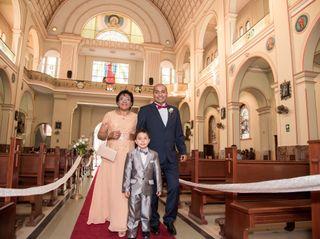El matrimonio de Alejandro y liliana 1