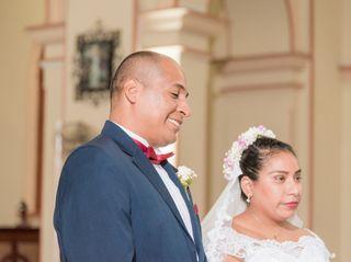El matrimonio de Alejandro y liliana