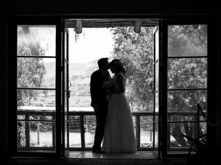 El matrimonio de Liliana y Karpoli