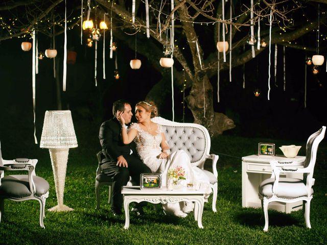 El matrimonio de Karina y Nano