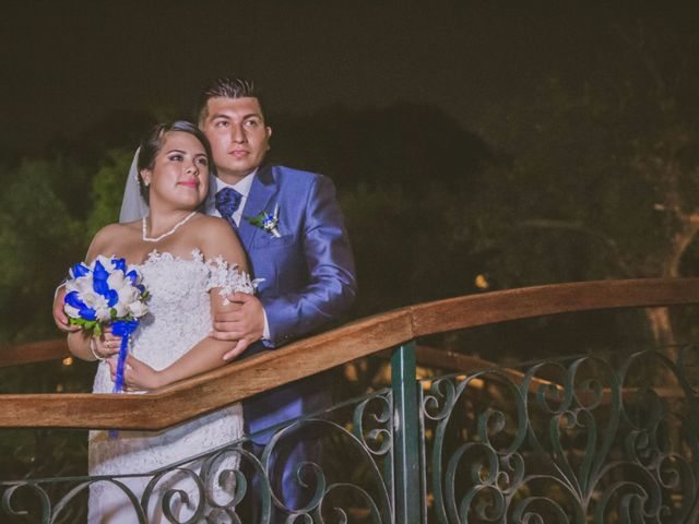 El matrimonio de Rosa y Randy