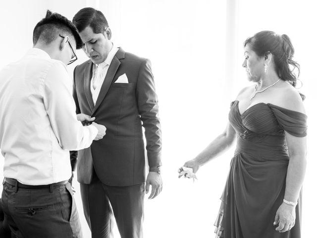 El matrimonio de Junior y Denisse en Pachacamac, Lima 1