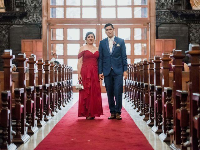 El matrimonio de Junior y Denisse en Pachacamac, Lima 74