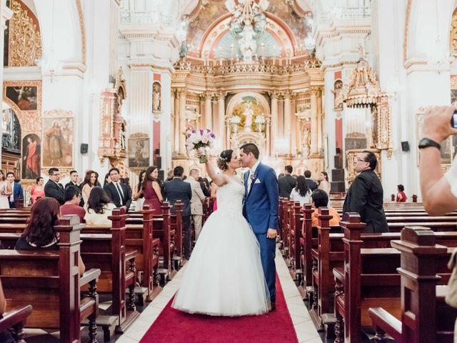 El matrimonio de Junior y Denisse en Pachacamac, Lima 75