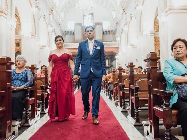 El matrimonio de Junior y Denisse en Pachacamac, Lima 76