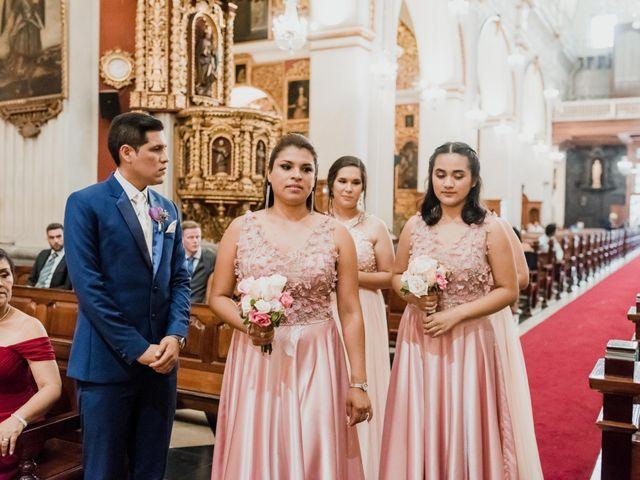 El matrimonio de Junior y Denisse en Pachacamac, Lima 78