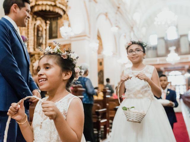 El matrimonio de Junior y Denisse en Pachacamac, Lima 79