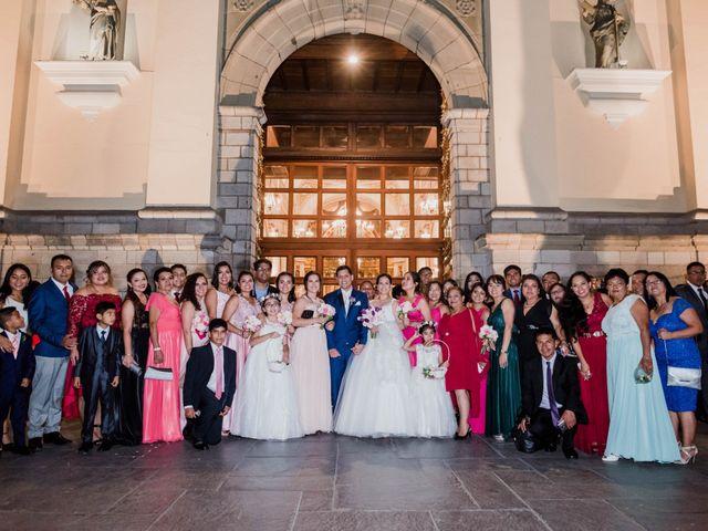 El matrimonio de Junior y Denisse en Pachacamac, Lima 81