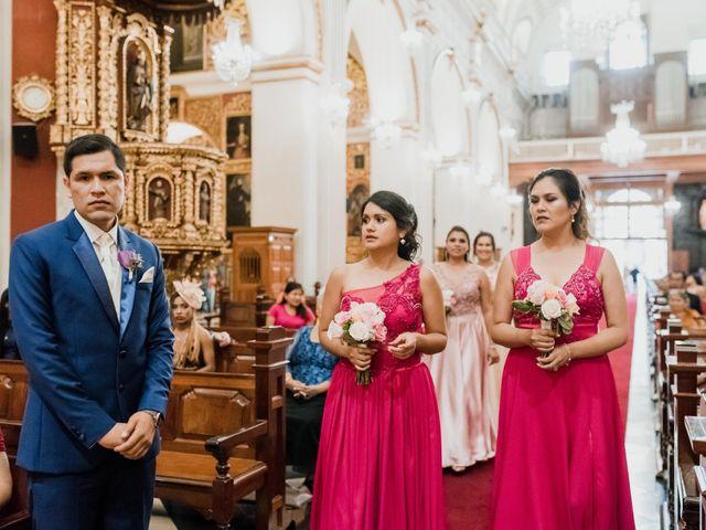 El matrimonio de Junior y Denisse en Pachacamac, Lima 82