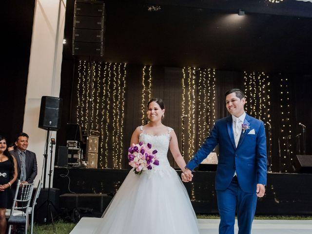 El matrimonio de Junior y Denisse en Pachacamac, Lima 102