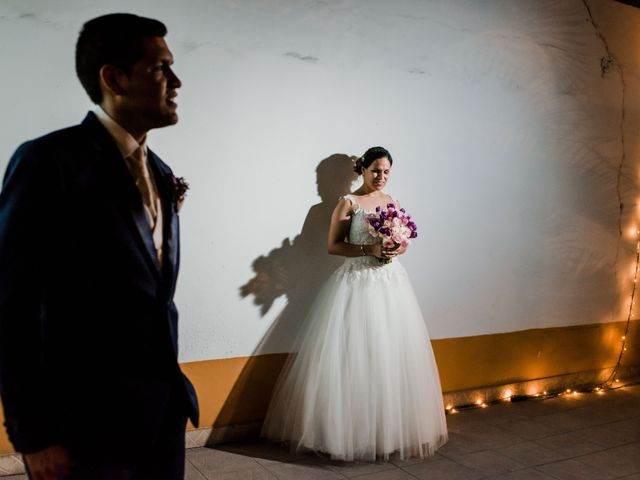 El matrimonio de Junior y Denisse en Pachacamac, Lima 104