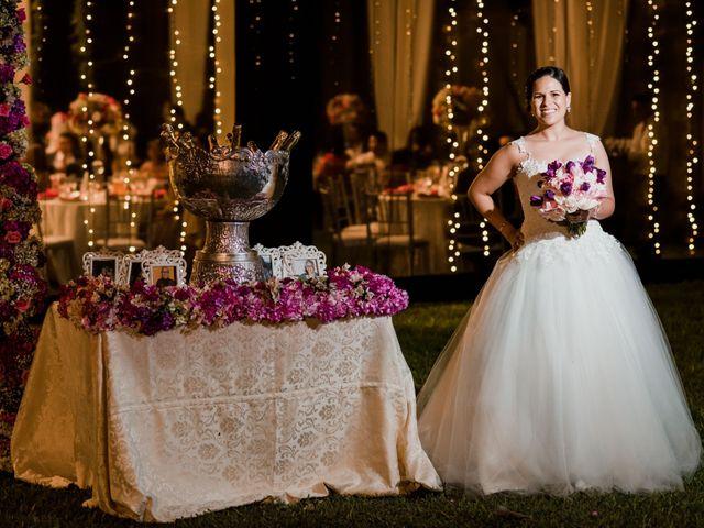 El matrimonio de Junior y Denisse en Pachacamac, Lima 114