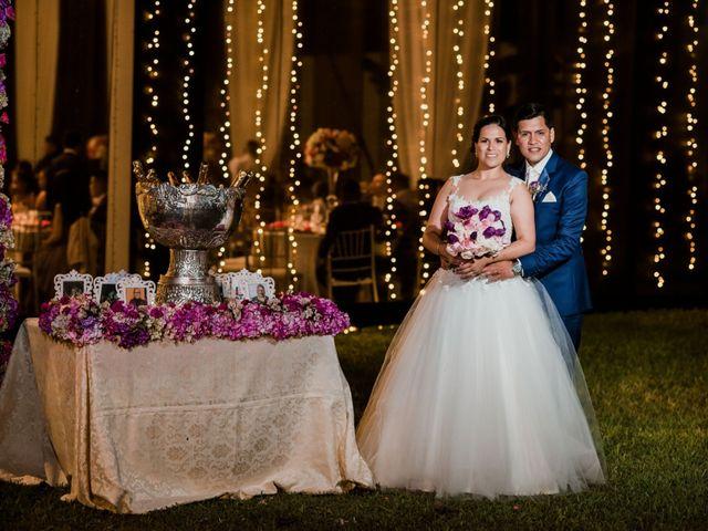 El matrimonio de Junior y Denisse en Pachacamac, Lima 115